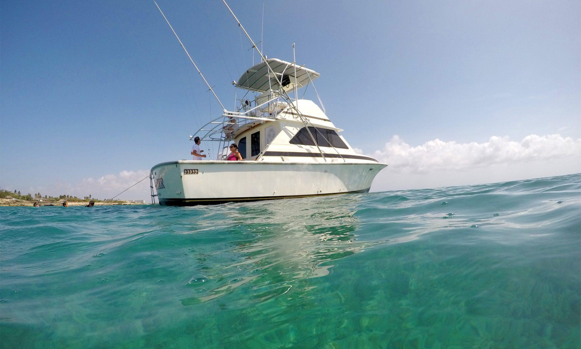Teaser Fishing Charters Aruba